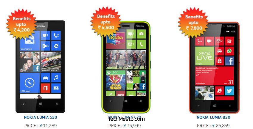 Nokia Lumia Loyalty