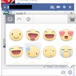 facebook stickers web