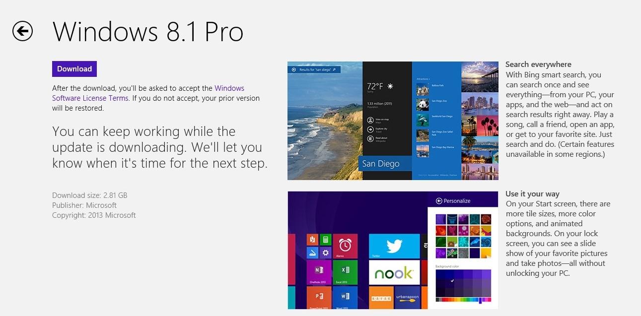 download windows 8.1 updates offline