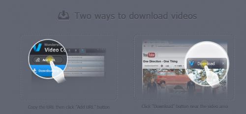 Download Videos Wondershare Converter