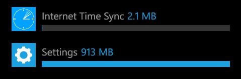 WP settings taking huge space