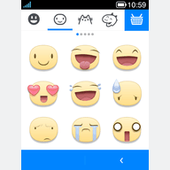 facebook messenger asha