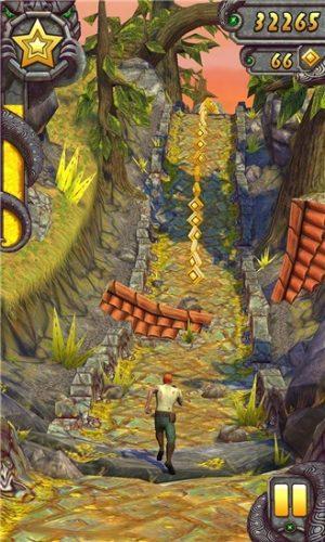 temple run 2 running