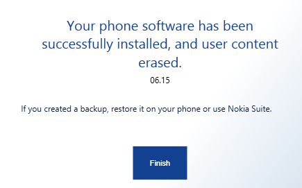 Recovery Tool - Updated Successfully