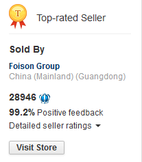 seller badge scores aliexpress