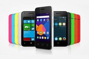 alcatel pixi 3 smartphones