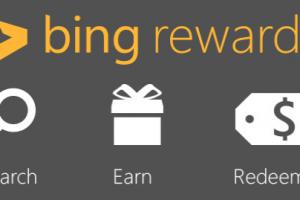 Bing Rewards attraction