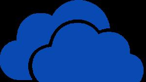 ms onedrive skydrive logo