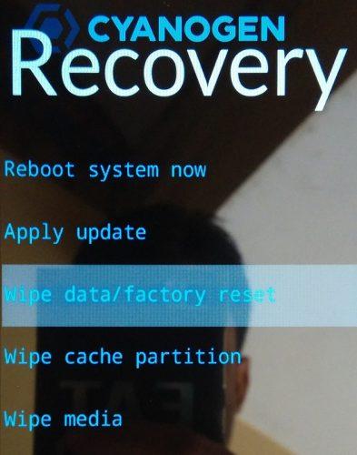 cyanogen recovery