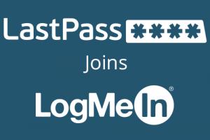 lastpass joins logmein