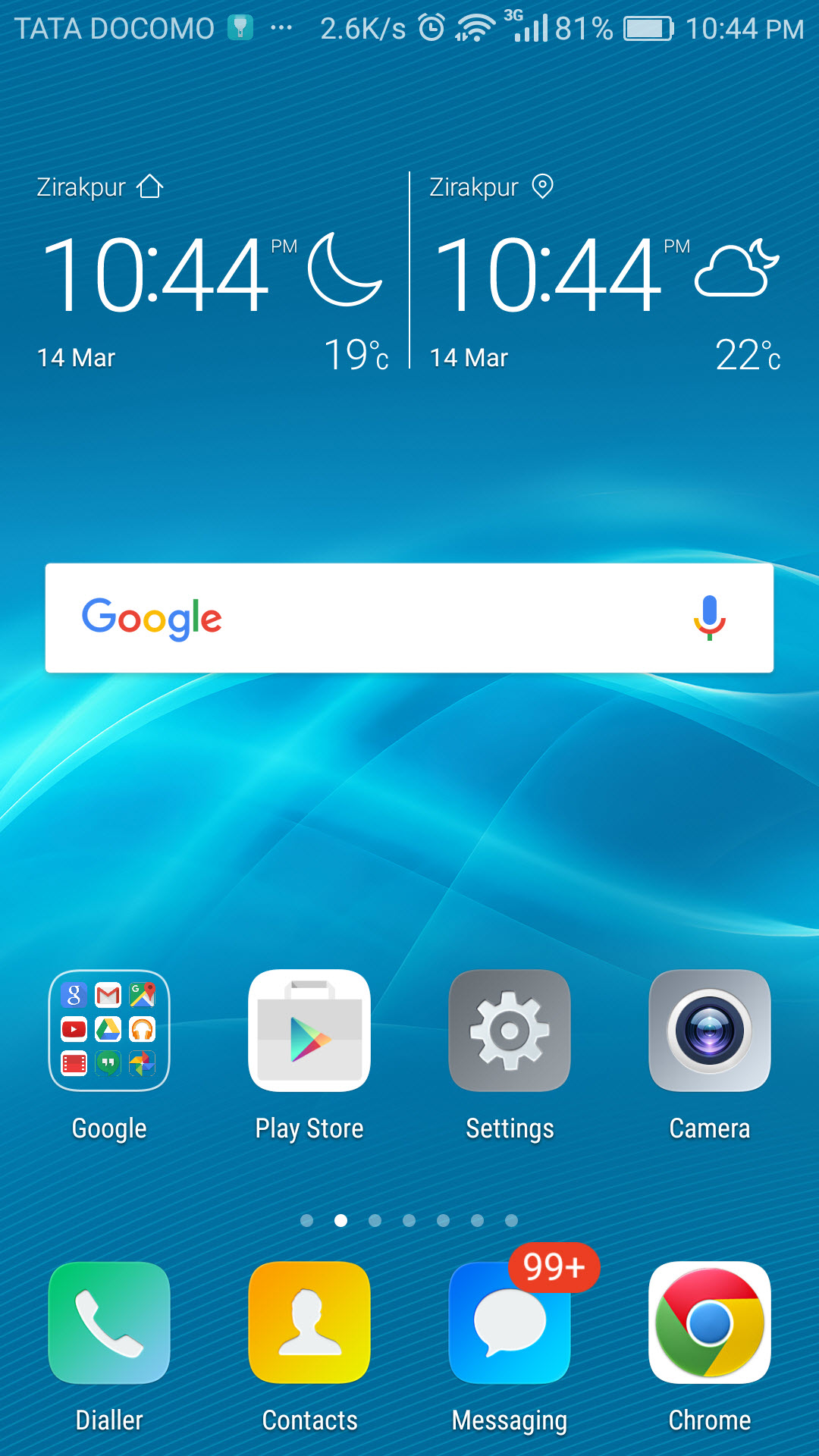 Deafult Launcher Marshmallow Honor 6