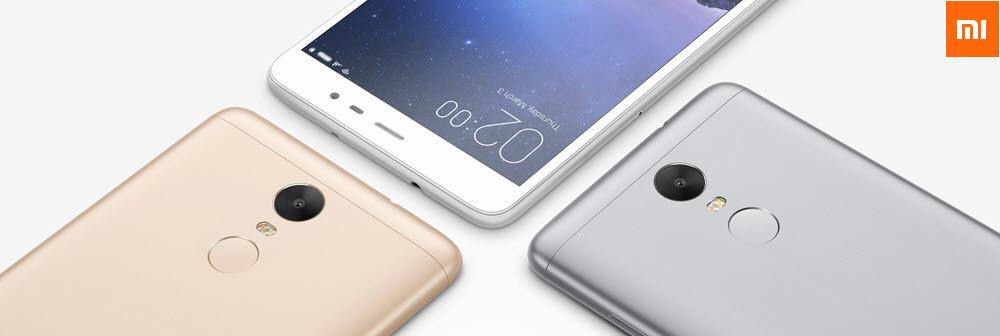 Xiaomi Redmi Note 3 design