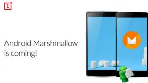 oneplus 2 android marshmallow