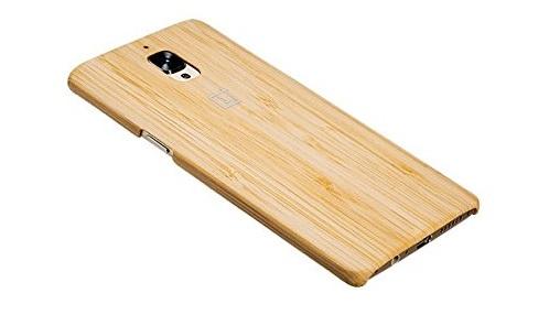 oneplus 3 bamboo case