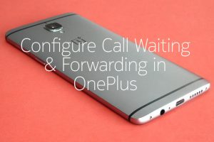 oneplus 3 call settings promo