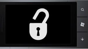 Unlock-Windows-phone
