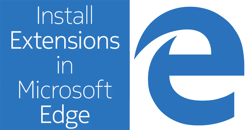 how to install extensions Microsoft edge hero