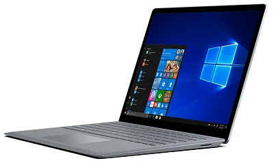 Microsoft Surface Laptop with Windows 10 S
