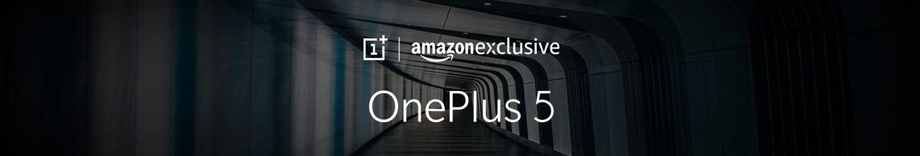 Buy OnePlus 5 Amazon Exclusive