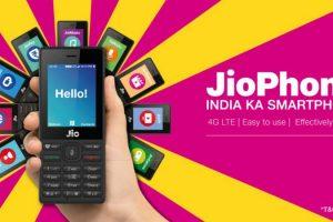 JioPhone - India ka SmartPhone