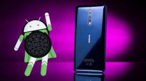 Nokia 8 Android Oreo