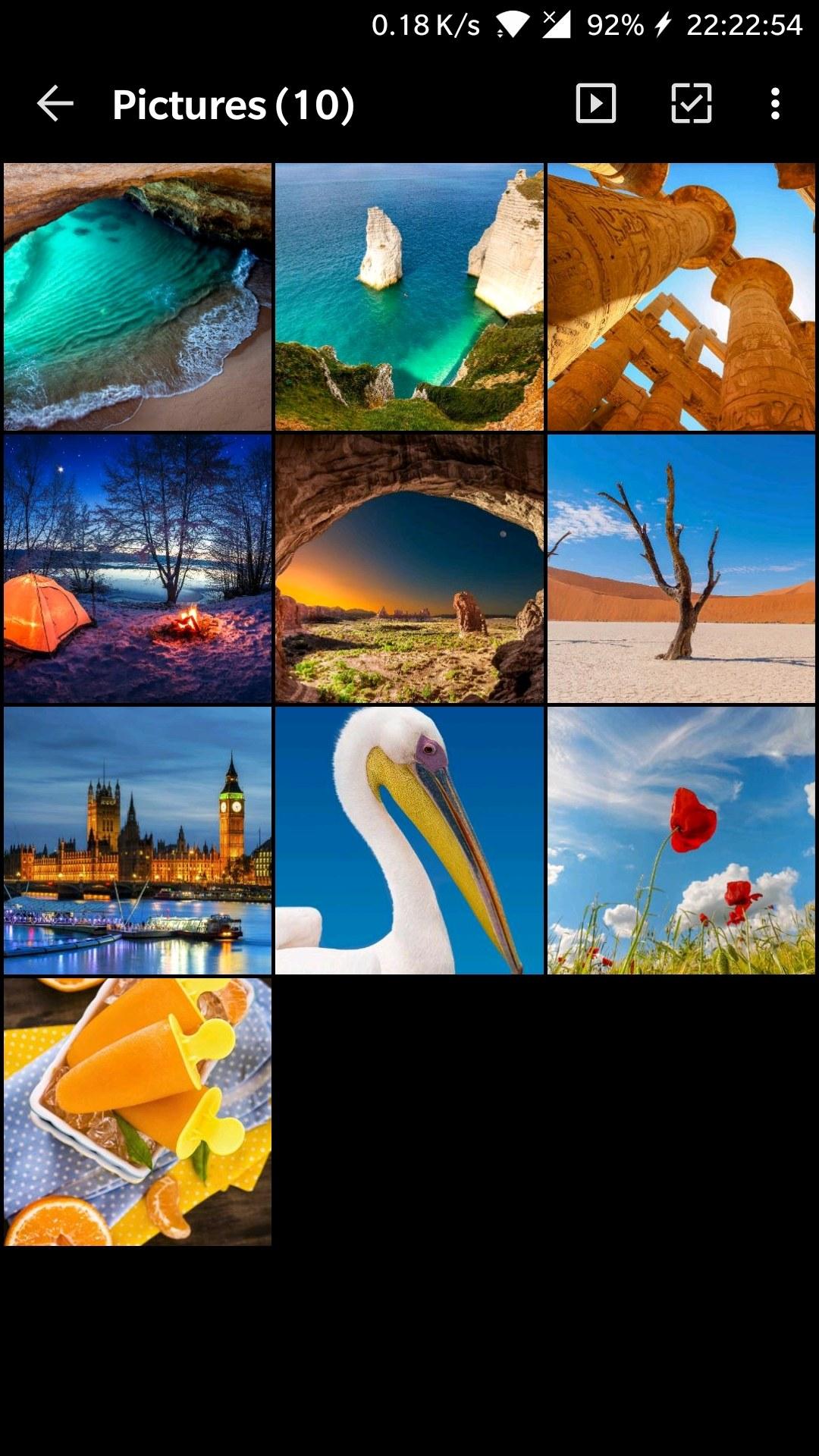 Gallery App -Android Oreo Oneplus 5